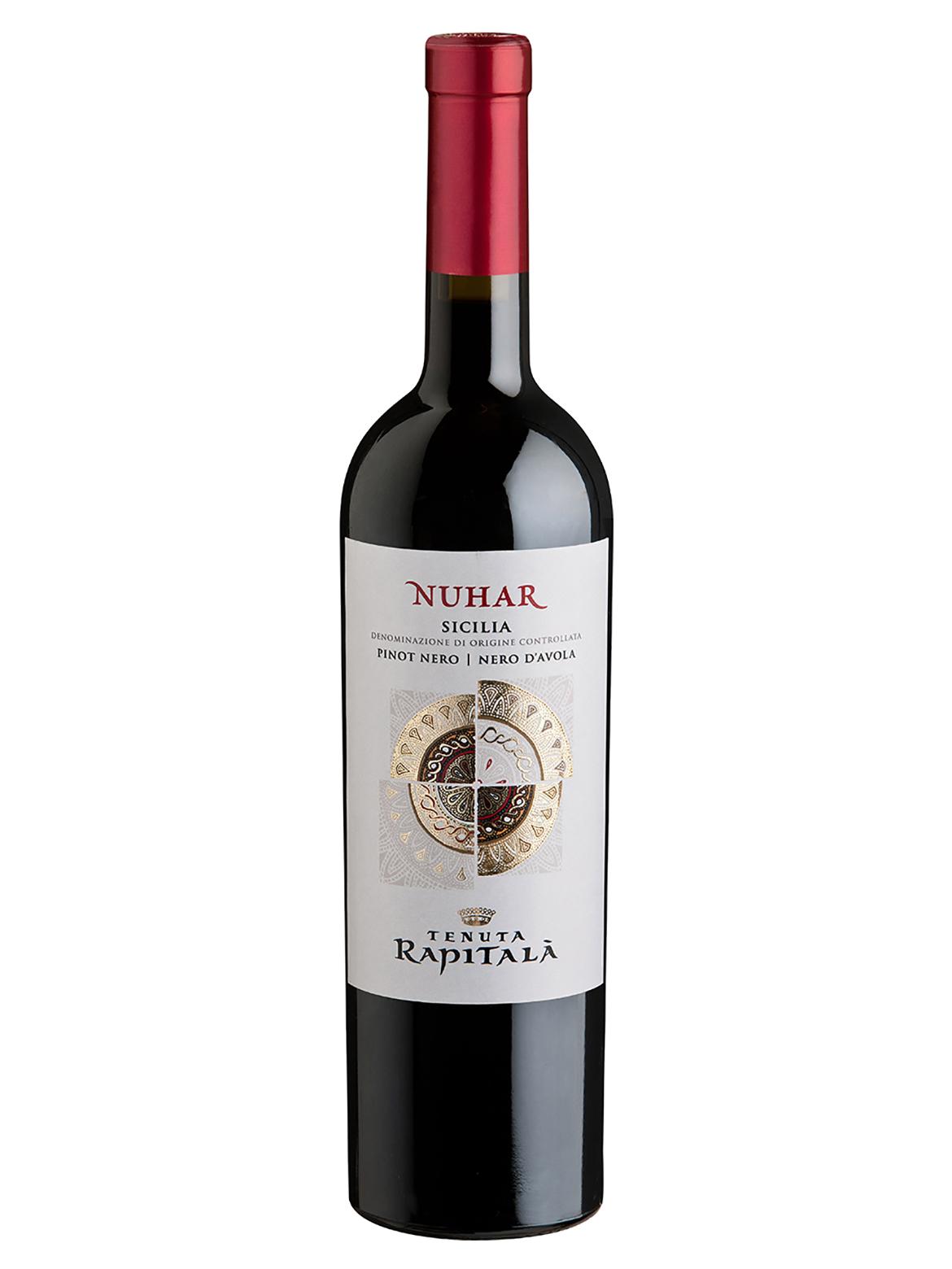 NUHAR - Pinot Nero/Nero d'Avola Sicilia DOC